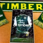 Timbers Auction Items