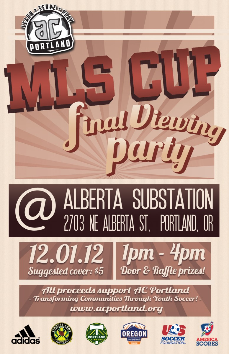 MLS CUP_FINAL POSTER