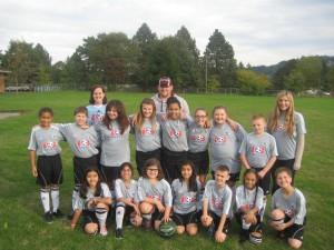 Whitman's Soccer Team!