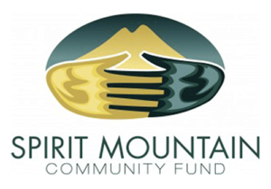 spirit mountain community fund logo